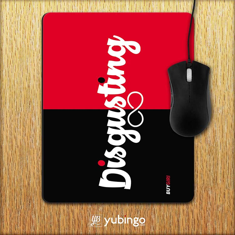 Disgusting Mouse Pad