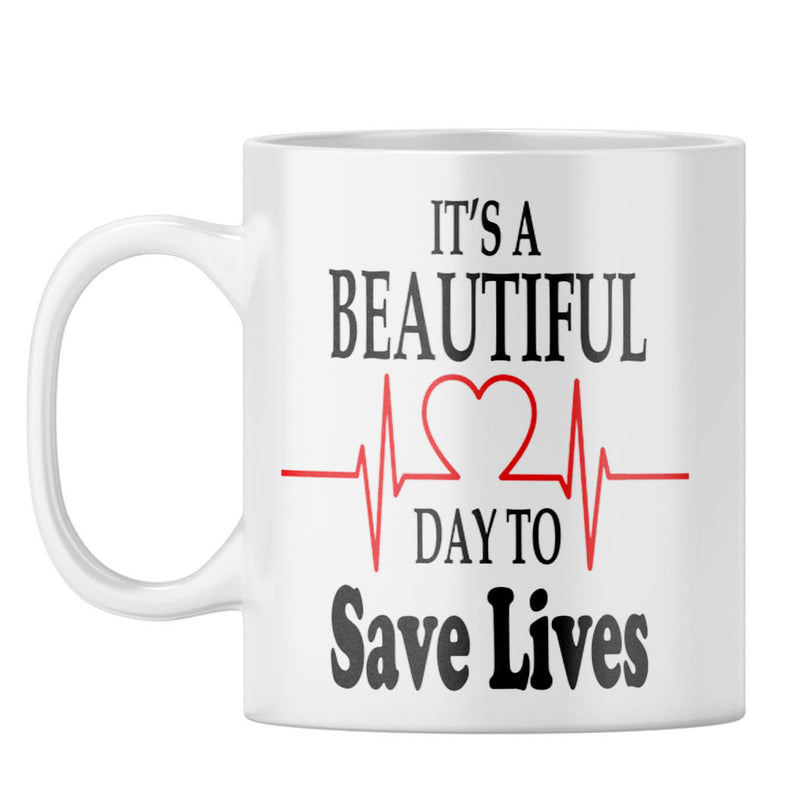 Doctor Life Coffee Mug