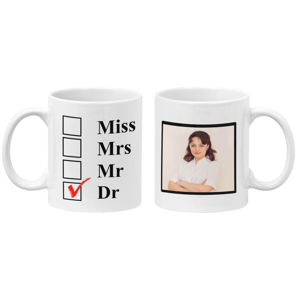 Doctor Coffee Mug