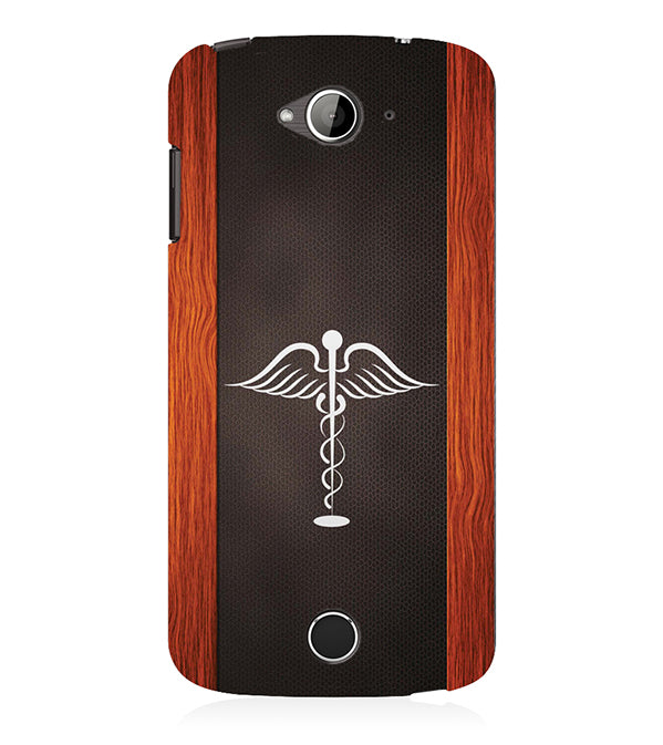 Doctor Symbol Back Cover for Acer Liquid Zade 530