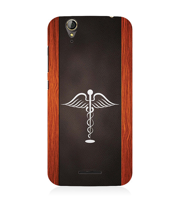Doctor Symbol Back Cover for Acer Liquid Zade 630