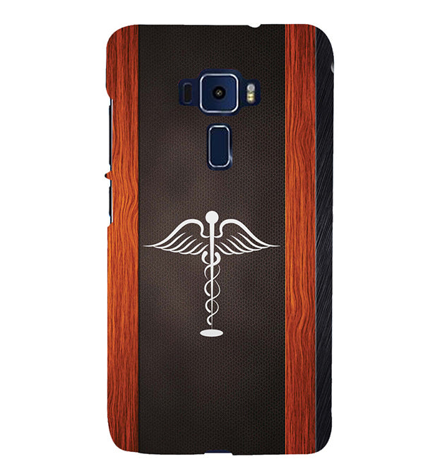 Doctor Symbol Back Cover for Asus Zenfone 3 Deluxe ZS570KL
