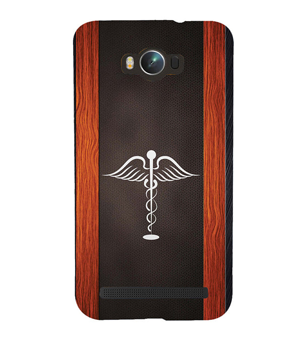 Doctor Symbol Back Cover for Asus Zenfone Max ZC550KL