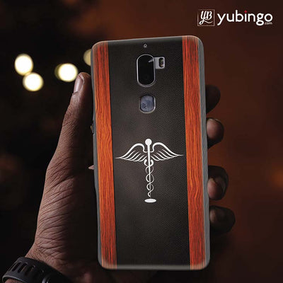 Doctor Symbol Back Cover for Coolpad Cool 1-Image2