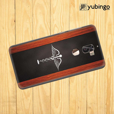 Doctor Symbol Back Cover for Coolpad Cool 1-Image3