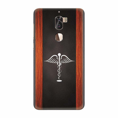 Doctor Symbol Back Cover for Coolpad Cool 1
