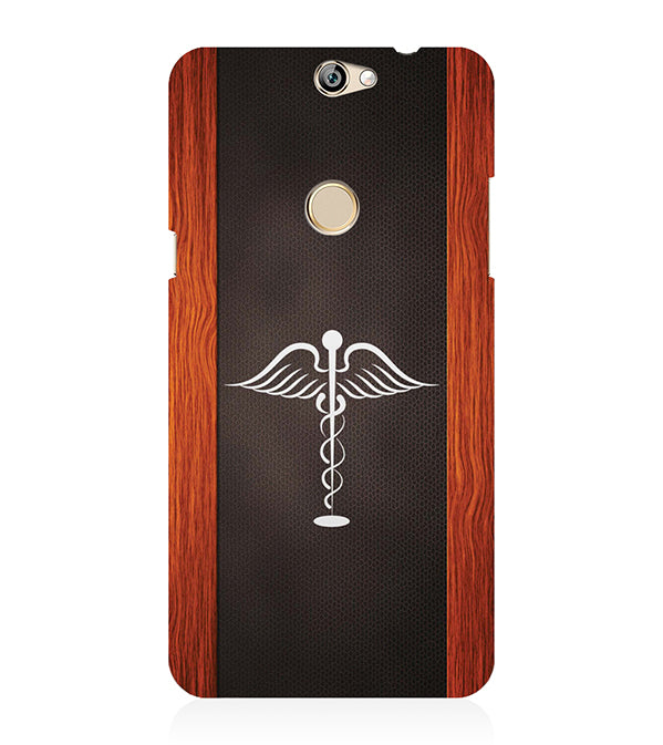 Doctor Symbol Back Cover for Coolpad Max