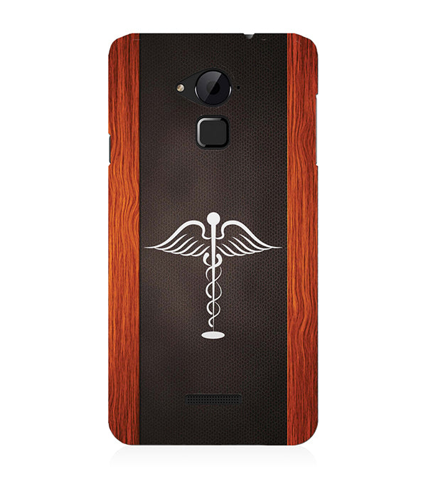 Doctor Symbol Back Cover for Coolpad Note 3