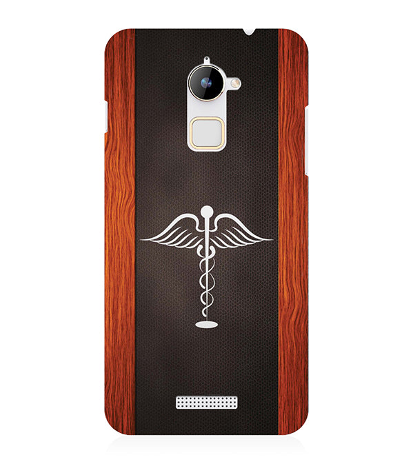 Doctor Symbol Back Cover for Coolpad Note 3 Lite