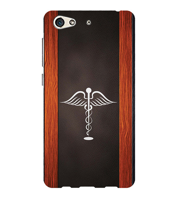 Doctor Symbol Back Cover for Gionee S10