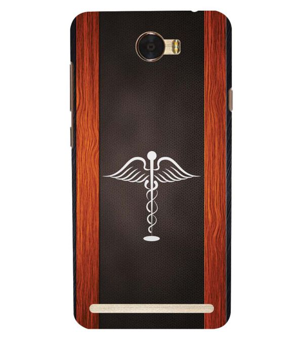 Doctor Symbol Back Cover for Huawei Honor Bee 2 :: Huawei Y3 2