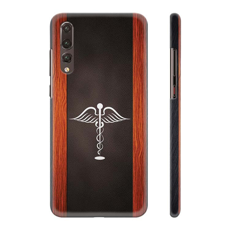 Doctor Symbol Back Cover for Huawei P20 Pro