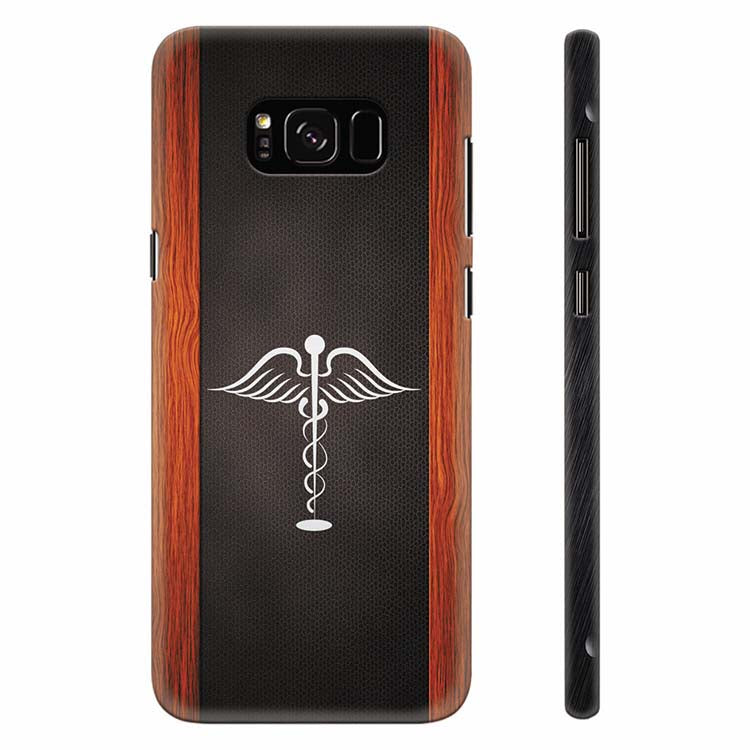 Doctor Symbol Back Cover for Samsung Galaxy S8