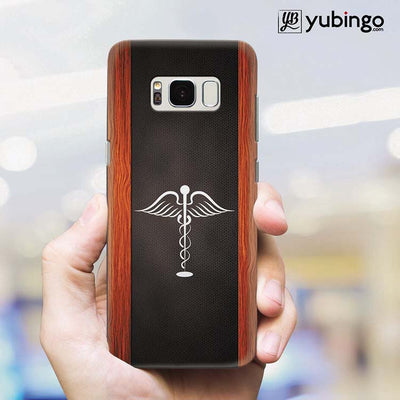 Doctor Symbol Back Cover for Samsung Galaxy S8 Plus-Image2