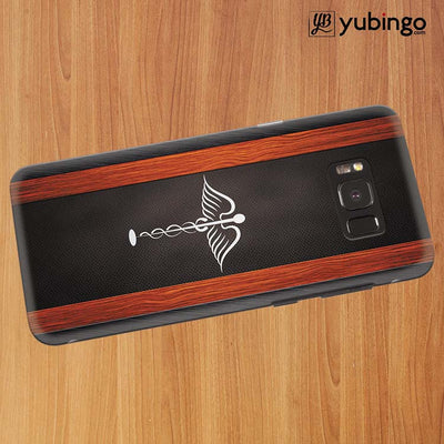 Doctor Symbol Back Cover for Samsung Galaxy S8 Plus-Image3