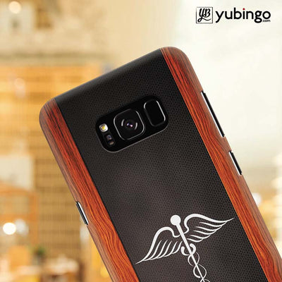Doctor Symbol Back Cover for Samsung Galaxy S8 Plus-Image4