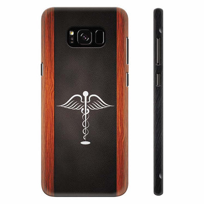 Doctor Symbol Back Cover for Samsung Galaxy S8 Plus