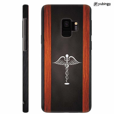 Doctor Symbol Back Cover for Samsung Galaxy S9