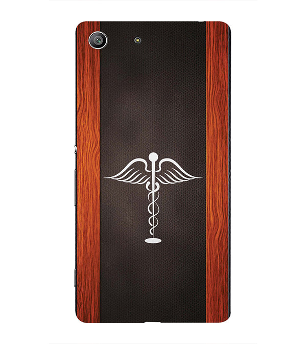 Doctor Symbol Back Cover for Sony Xperia Z3 Compact
