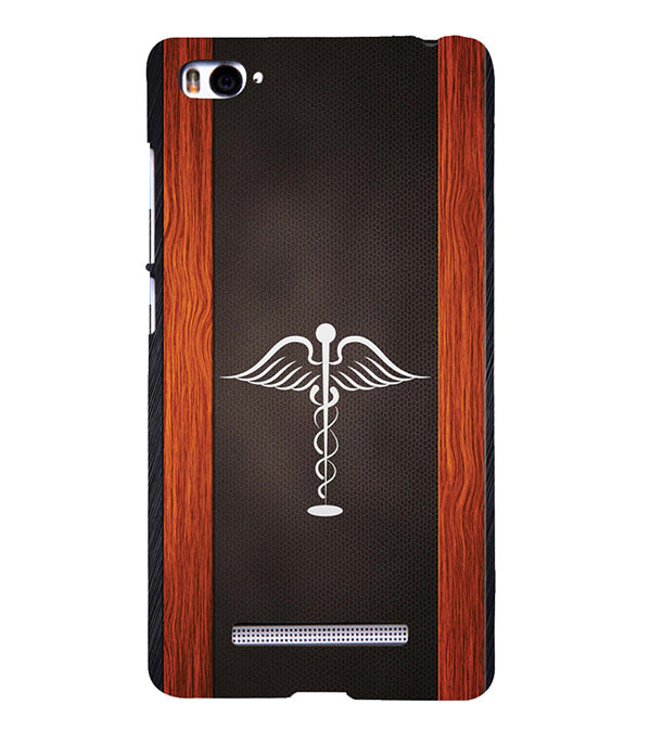 Doctor Symbol Back Cover for Xiaomi Mi 4i