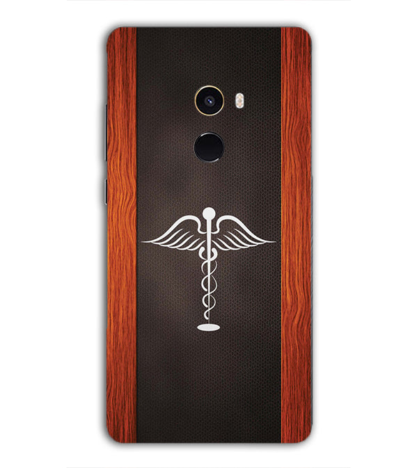 Doctor Symbol Back Cover for Xiaomi Mix 2