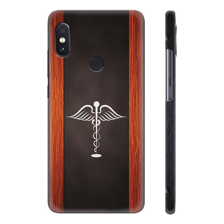 Doctor Symbol Back Cover for Xiaomi Redmi Note 5 Pro