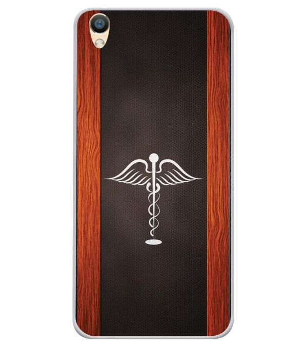 size 40 df4c4 e00b4 Doctor Symbol Soft Silicone Back Cover for Oppo F1 Plus