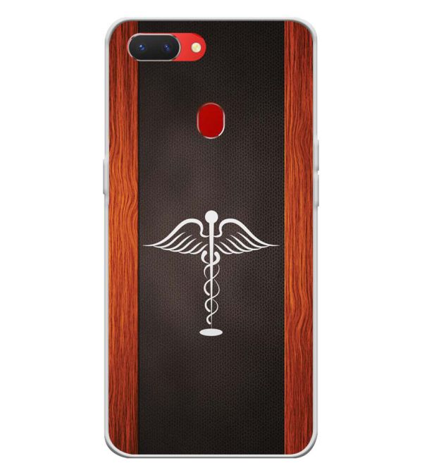 Doctor Symbol Back Cover for Oppo Realme 2-Image3