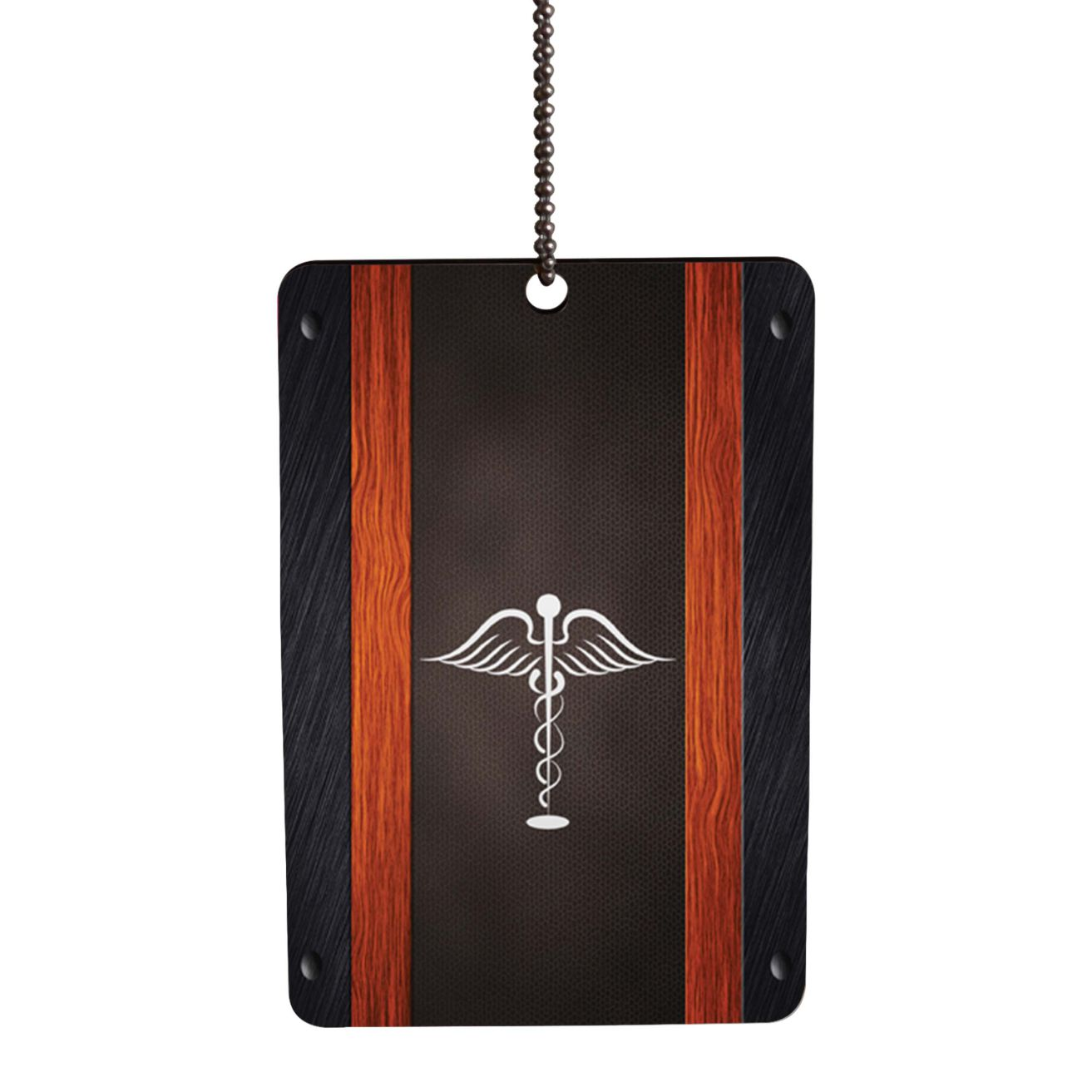 Doctor Symbol Car Hanging