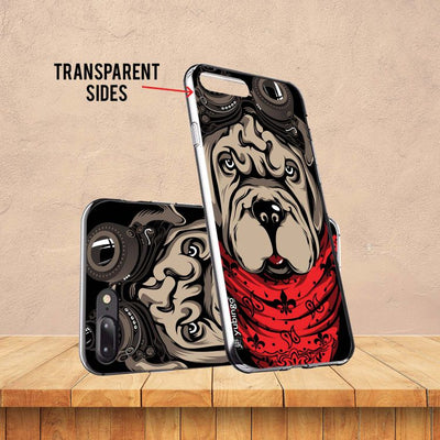 Dog Punk Soft Silicone Back Cover for Huawei Y9 (2019)-Image3