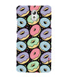 Donuts Back Cover for Lenovo Vibe P1M