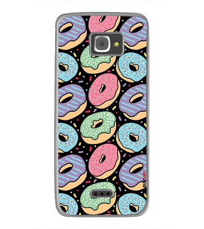 Donuts Back Cover for InFocus M350