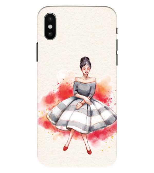 Dream Girl Back Cover for Apple iPhone XS Max (Big 6.5 Inch Screen)
