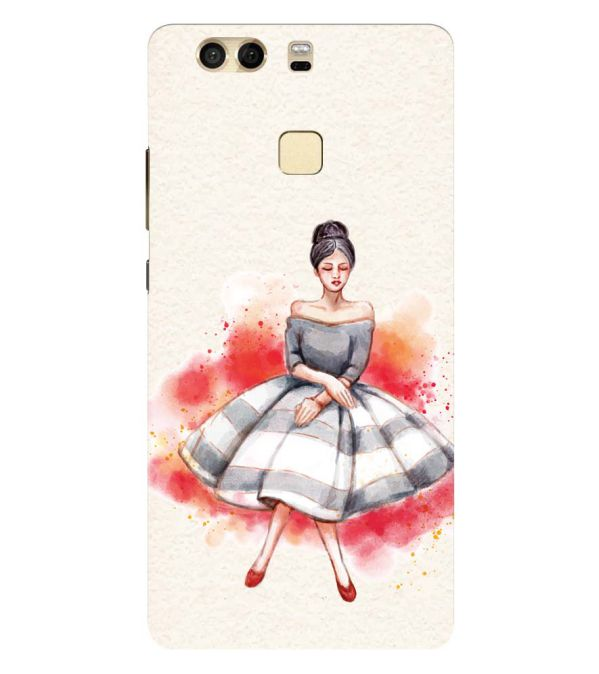 Dream Girl Back Cover for Huawei P9