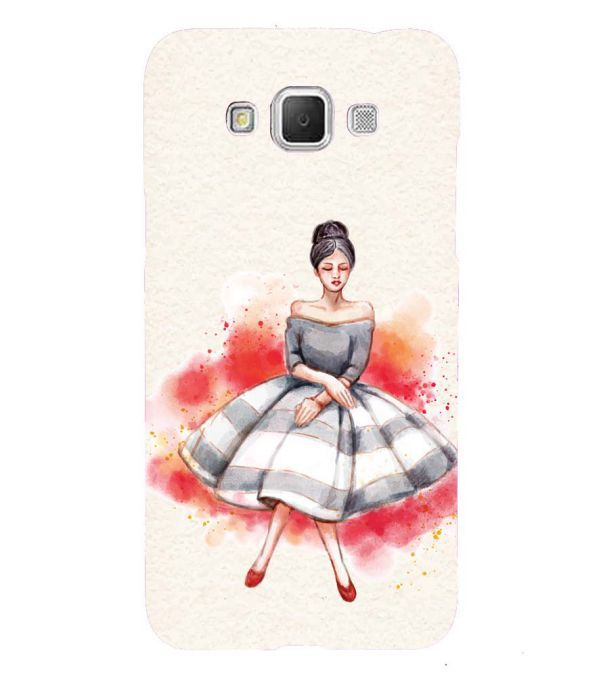 Dream Girl Back Cover for Samsung Galaxy Grand Max G720