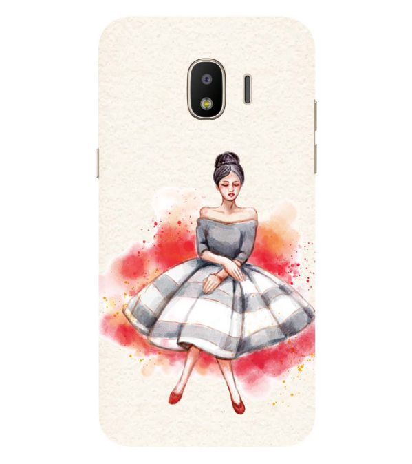 separation shoes fafdc 95820 Dream Girl Back Cover for Samsung Galaxy J2 (2018)