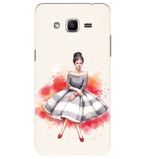 Dream Girl Back Cover for Samsung Galaxy J2 Ace