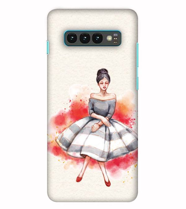 Dream Girl Back Cover for Samsung Galaxy S10 (6.1 Inch Screen)