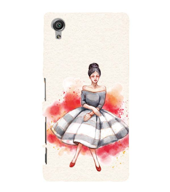 Dream Girl Back Cover for Sony Xperia X