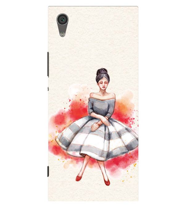 Dream Girl Back Cover for Sony Xperia XA1 Plus