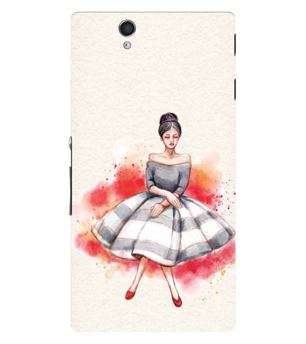 Dream Girl Back Cover for Sony Xperia Z