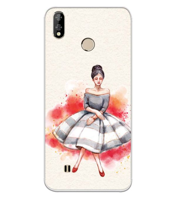 Dream Girl Back Cover for Coolpad Mega 5-Image3