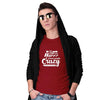 Drive People Crazy Men T-Shirt-Maroon