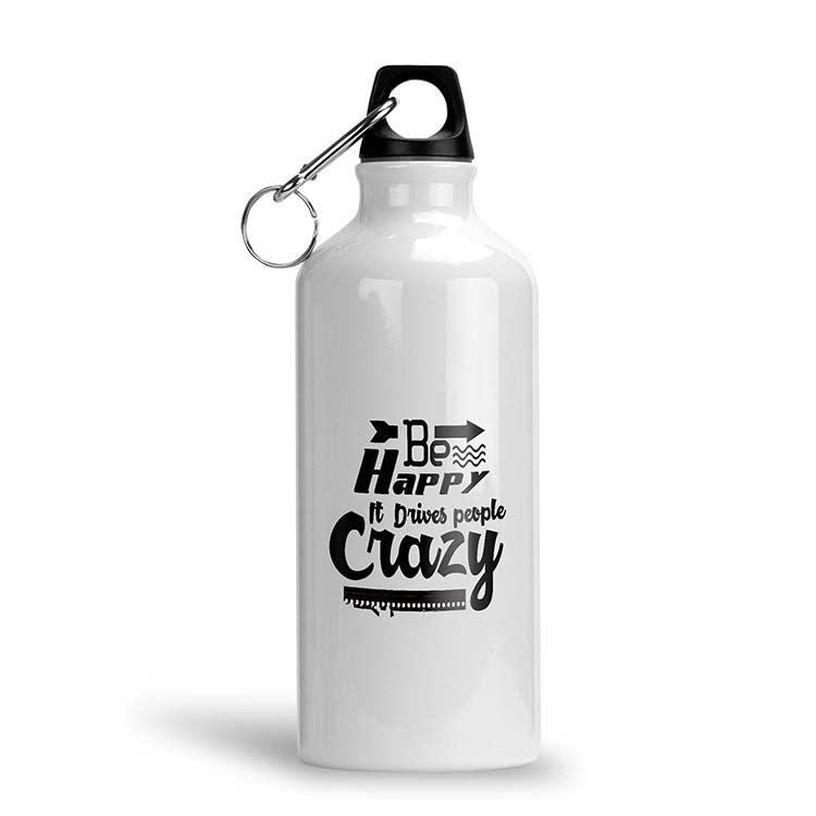 Drive People Crazy Water Bottle