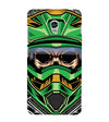 Driving Skull Back Cover for Lenovo Vibe P1