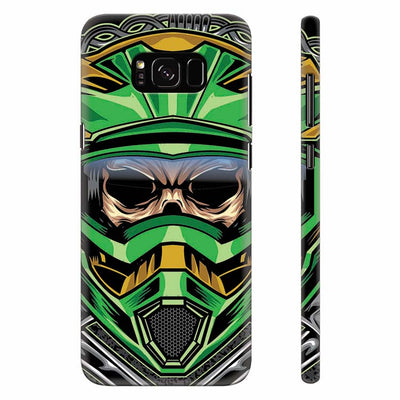 Driving Skull Back Cover for Samsung Galaxy S8 Plus