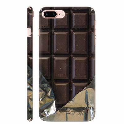 Eat that Chocolate Bar Back Cover for Apple iPhone 8 Plus
