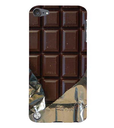 Eat that Chocolate Bar Back Cover for Apple iPod Touch 5