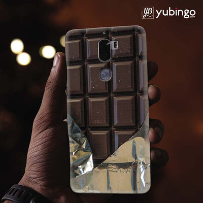 Eat that Chocolate Bar Back Cover for Coolpad Cool 1-Image2