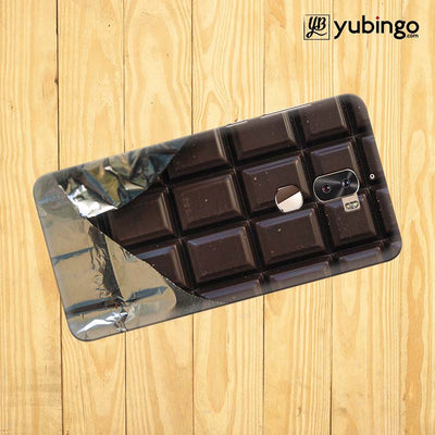 Eat that Chocolate Bar Back Cover for Coolpad Cool 1-Image3